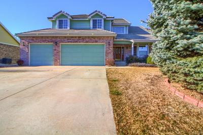 Broomfield Single Family Home Under Contract: 9359 Saulsbury Circle