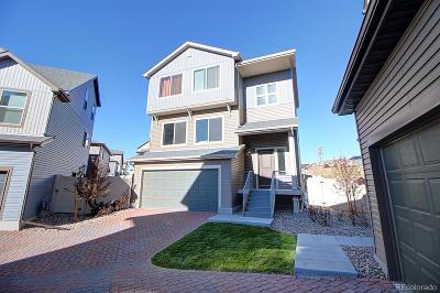 Denver Single Family Home Active: 5442 Danube Street