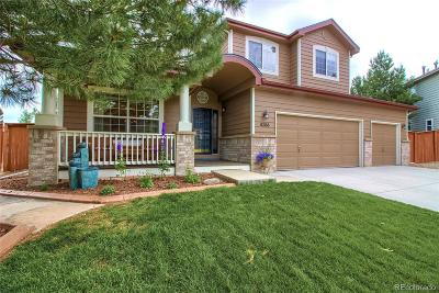 Highlands Ranch Single Family Home Active: 4386 Swansboro Way