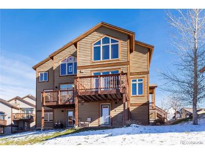 Steamboat Springs Condo/Townhouse Active: 601 Parkview Drive