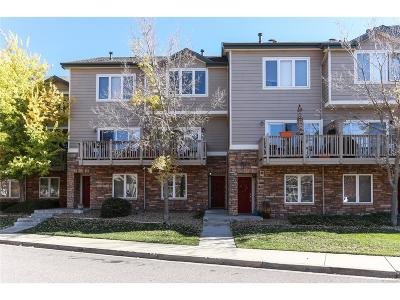Littleton Condo/Townhouse Active: 2767 West Riverwalk Circle #F