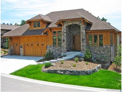 Castle Rock CO Single Family Home Active: $945,000