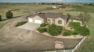 Adams County Single Family Home Under Contract: 3990 Vanderhoof Street