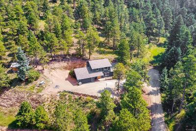 Conifer Single Family Home Active: 9690 Highway 73