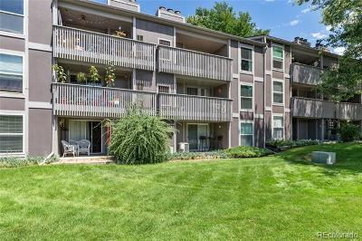 Centennial Condo/Townhouse Active: 7332 South Xenia Circle #C