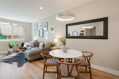 Denver Condo/Townhouse Sold: 780 Bellaire Street