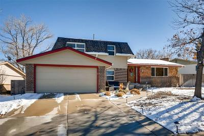 Centennial Single Family Home Active: 7406 South Elm Court