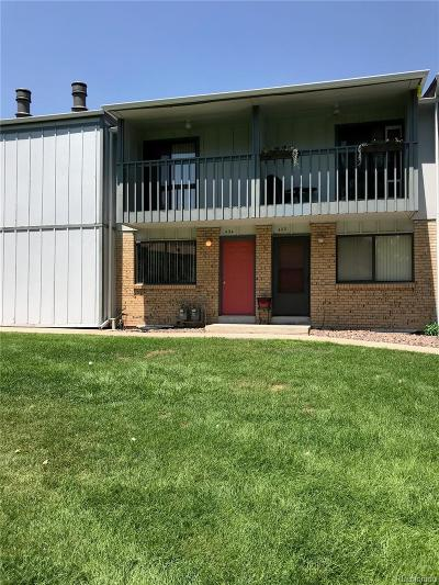Lakewood Condo/Townhouse Under Contract: 434 Vance Street