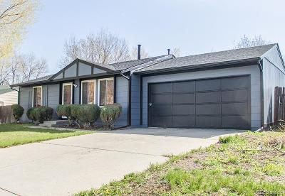 Arvada Single Family Home Under Contract: 6716 Jay Street