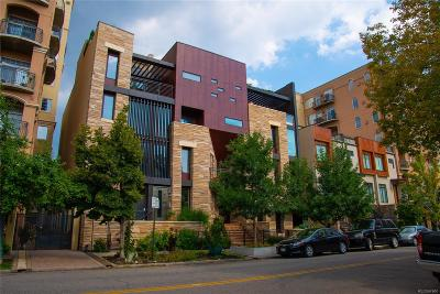 Denver Condo/Townhouse Active: 1136 Cherokee Street