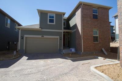 Littleton Single Family Home Active: 9783 Bennett Peak Street