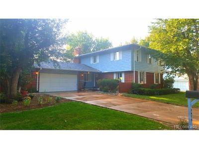 Littleton CO Single Family Home Active: $675,000