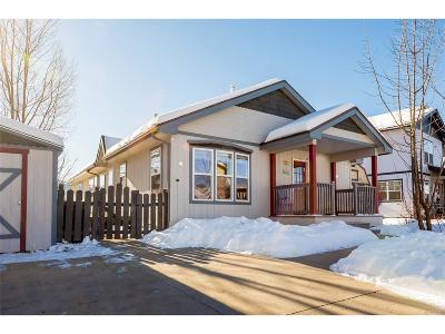 Steamboat Springs Single Family Home Under Contract: 2869 Abbey Road