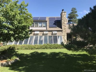 Parker Single Family Home Active: 10715 Black Forest Drive