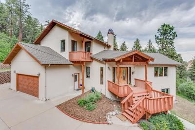 Larkspur Single Family Home Under Contract: 5580 Osage Place