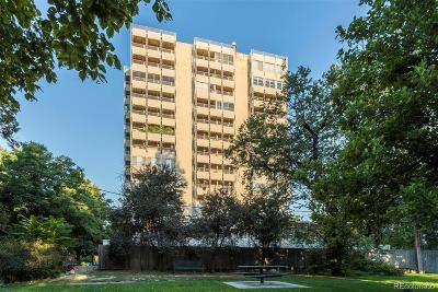 Denver Condo/Townhouse Active: 1200 North Humboldt Street #405