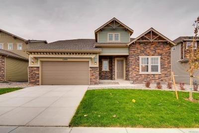 Erie Single Family Home Active: 1204 Sandstone Circle