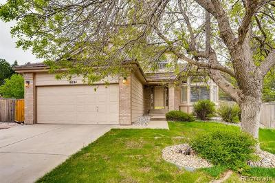 Highlands Ranch Single Family Home Active: 9694 Kalamere Court