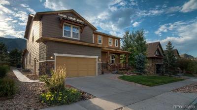 Golden Single Family Home Under Contract: 675 Joseph Circle