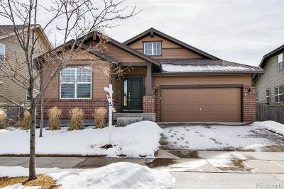 Aurora CO Single Family Home Active: $419,900