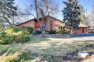 Boulder Single Family Home Active: 7273 Old Post Road