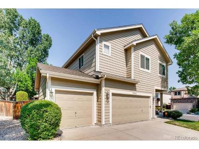 Highlands Ranch Single Family Home Active: 2362 Hyacinth Road