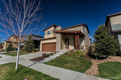 Reunion Single Family Home Active: 10727 Truckee Circle