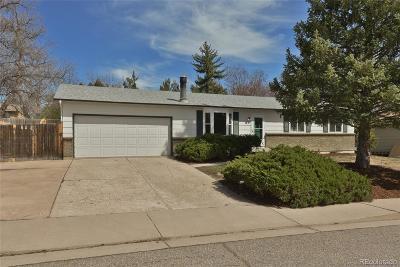 Boulder Single Family Home Active: 4520 Ashfield Drive