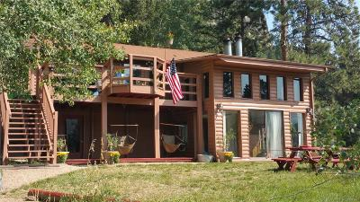 Conifer Single Family Home Under Contract: 25242 Mosier Circle