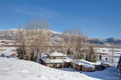 Steamboat Springs Single Family Home Active: 36975 County Road 14