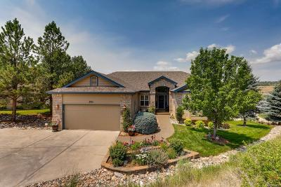 Castle Rock Single Family Home Active: 2503 Innisbrook Court
