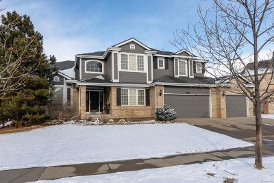 Aurora Single Family Home Active: 6086 South Biscay Street
