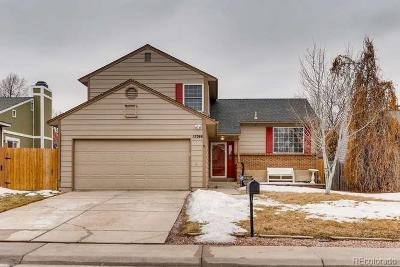 Aurora Single Family Home Active: 15744 East Custer Drive