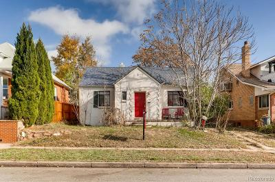 Denver Single Family Home Active: 280 South Franklin Street