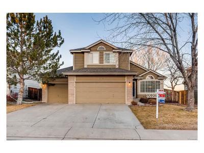 Parker Single Family Home Under Contract: 16361 Bluebonnet Drive