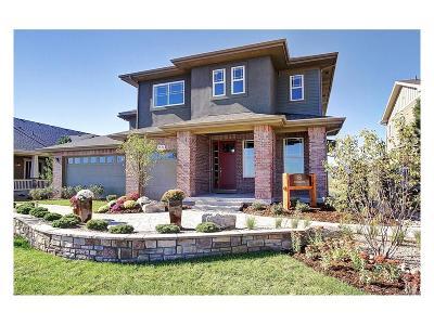 Broomfield Single Family Home Active: 17143 Lexington Street