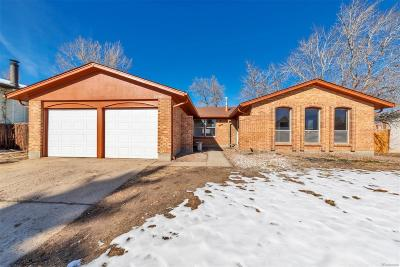 Denver Single Family Home Active: 12985 East 47th Avenue Circle