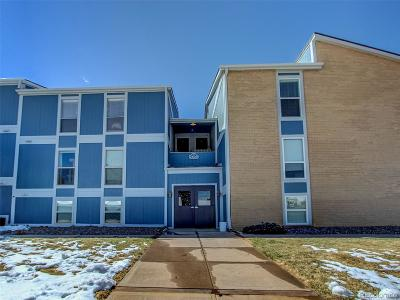 Centennial Condo/Townhouse Under Contract: 7303 South Xenia Circle #E