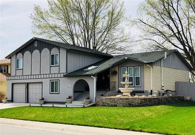Lakewood Single Family Home Active: 8874 West Harvard Drive