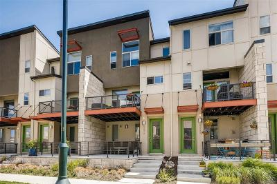 Denver Condo/Townhouse Under Contract: 9076 East 50th Avenue