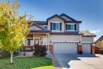 Commerce City CO Single Family Home Under Contract: $395,000