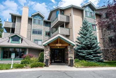 Conifer, Evergreen Condo/Townhouse Under Contract: 31719 Rocky Village Drive #114