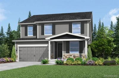 Frederick Single Family Home Under Contract: 7013 Shavano Circle