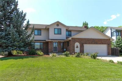 Longmont Single Family Home Active: 2561 22nd Drive