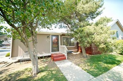 Aurora Single Family Home Active: 3750 South Genoa Circle #C