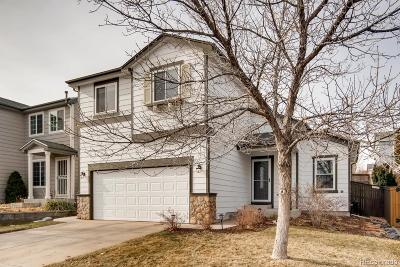 Highlands Ranch Single Family Home Under Contract: 9947 Saybrook Street