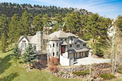 Evergreen Single Family Home Under Contract: 30335 Telluride Lane