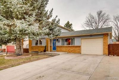 Arvada Single Family Home Under Contract: 6430 West 76th Avenue