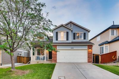 Highlands Ranch Single Family Home Under Contract: 4688 Ketchwood Circle