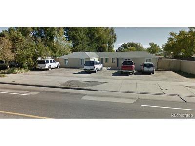 Lakewood Multi Family Home Active: 216 Sheridan Boulevard